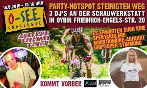 Party-HotSpot Premiere in Oybin