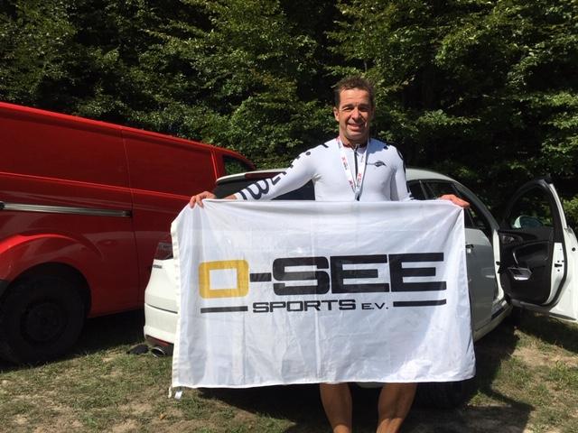 O-SEE Sports Athlet Bernd Kiesel gewinnt XTERRA Europatour 2018 ...