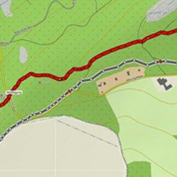 Änderung 1: Brandhöhe/Ziegelberg – Streckenführung XTERRA und Classic/Team