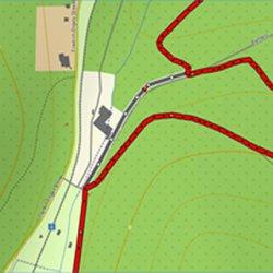 Änderung 3: Teufelsmühle/Biersteig – alle Distanzen