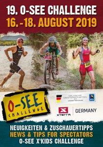 Eventbroschüre O-SEE Challenge 2019