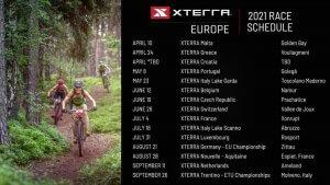 XTERRA European Tour