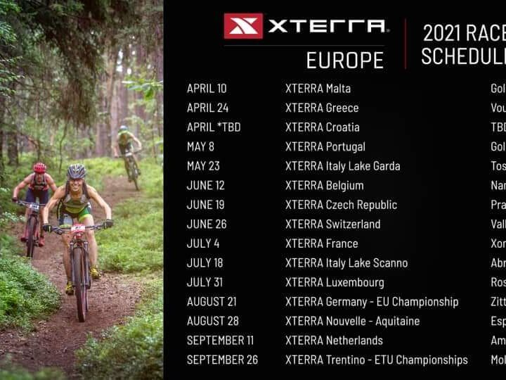 XTERRA European Tour
